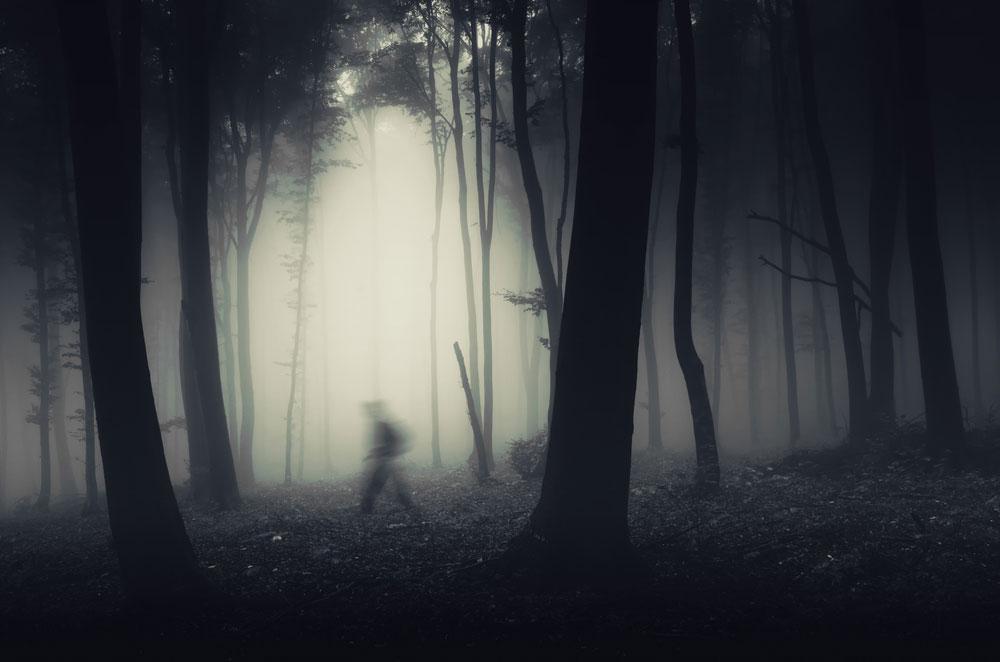 Haunted Lake District