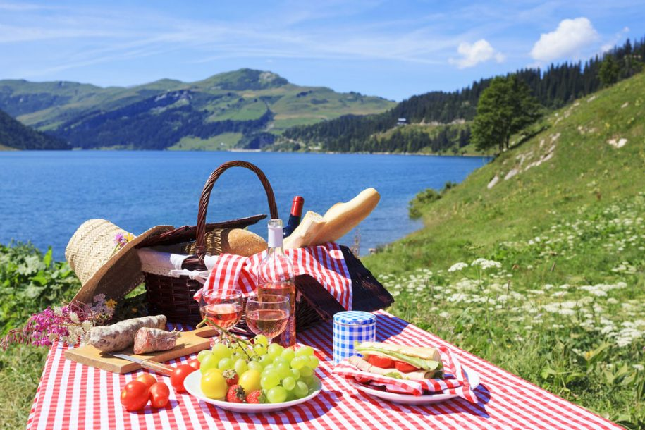 best picnic spots in the Lake District