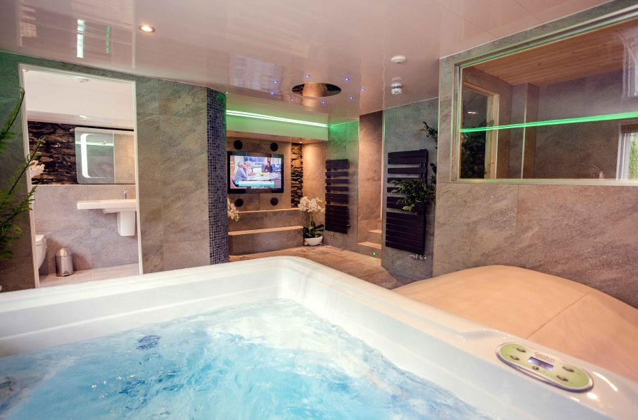 Spa Suite in Windermere