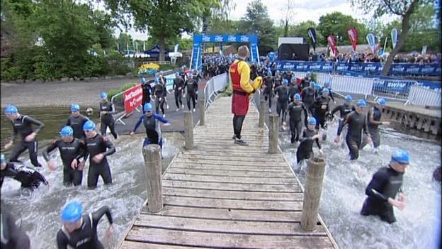 The Great North Swim, Windermere