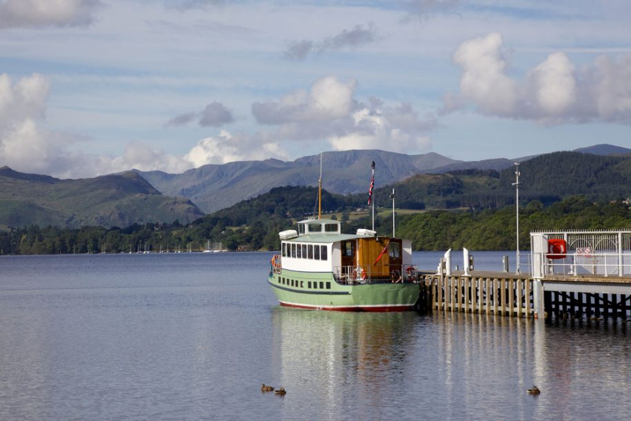 How to get around in the Lake District
