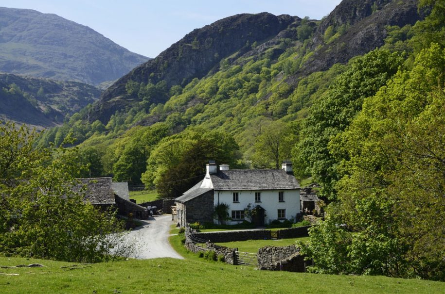 Beatrix Potter in the Lake District