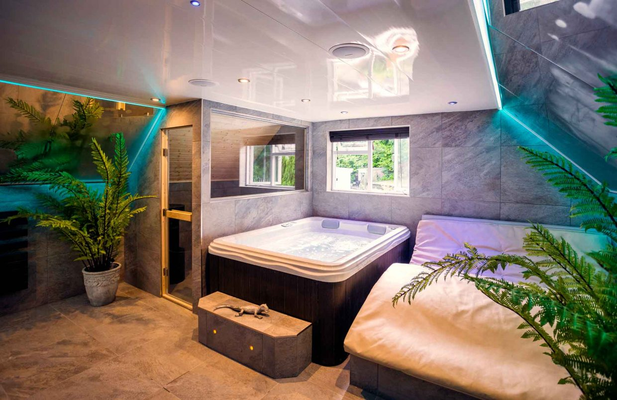 Health Benefits of Using a Hot Tub