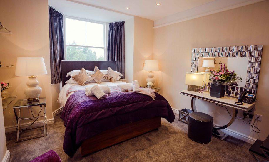 Spa suites in Windermere