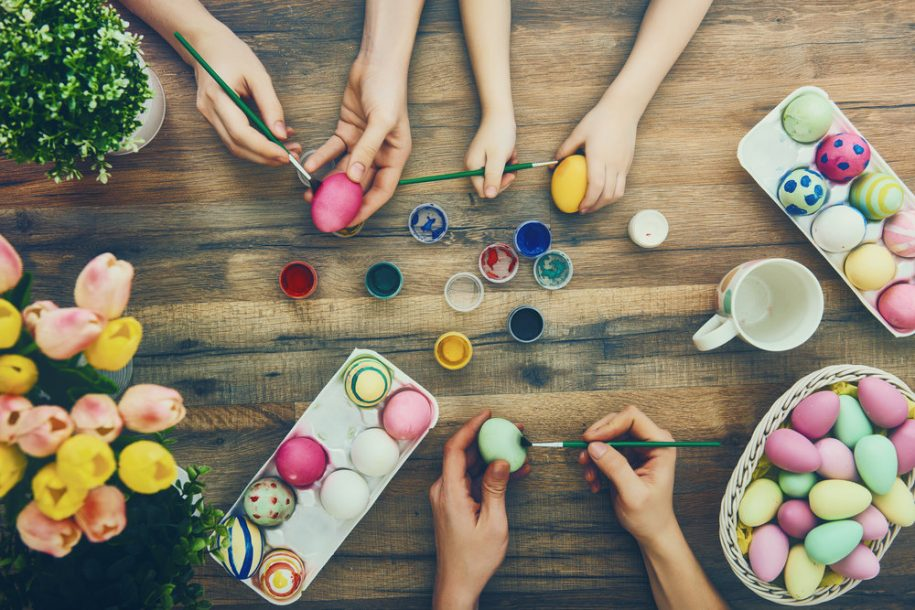 Easter Egg Hunts in the Lake District