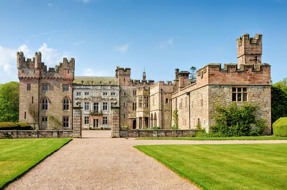 10 Stately Homes in the Lake District