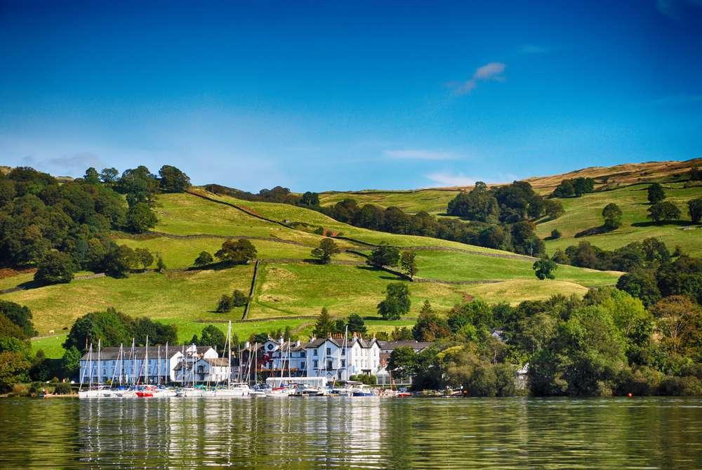 Lake District in April