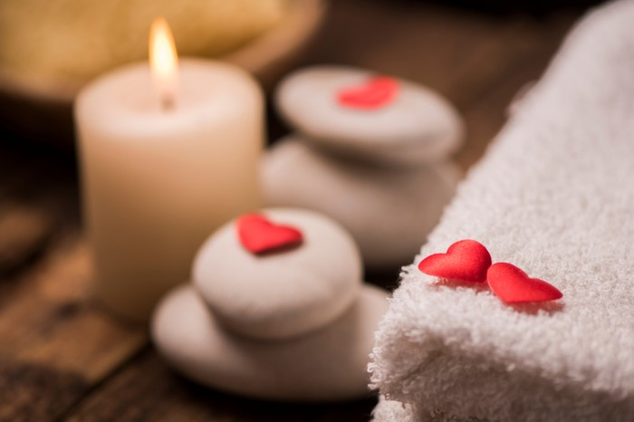 Valentine's Day Spa Break in Windermere